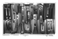 Locus mental III (2004). Impresión digital en papel sobre aluminio. 520 x 850 mm.