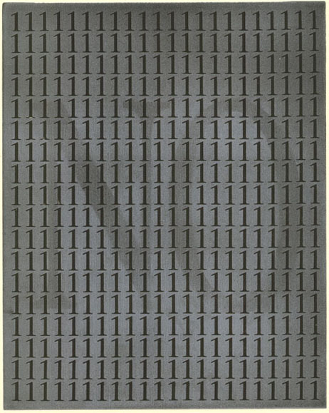 396 unos sobre un NO (2000). Aguafuerte